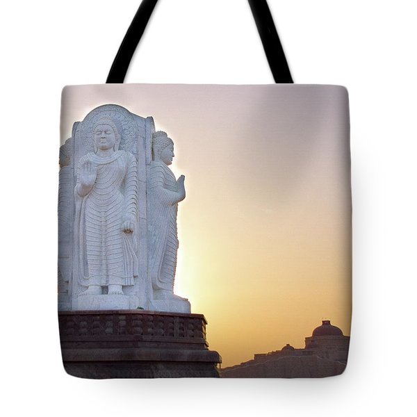 Enlightened Buddha  Tote Bag
