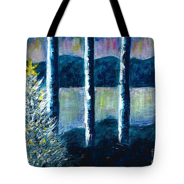 Enlightened Forest  Tote Bag
