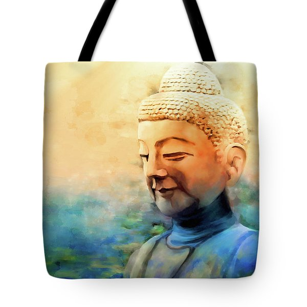 Enlightened One Tote Bag
