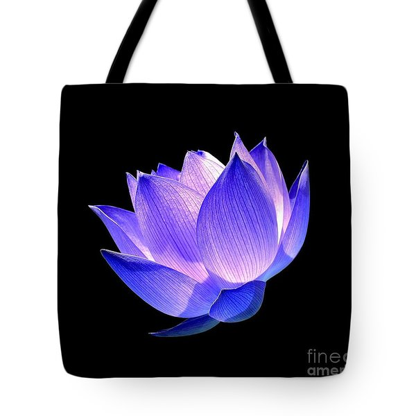 Enlightened Tote Bag