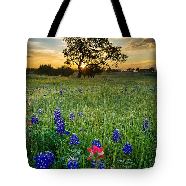 Ennis Tree Tote Bag