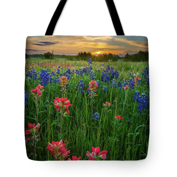 Ennis Twilight Tote Bag