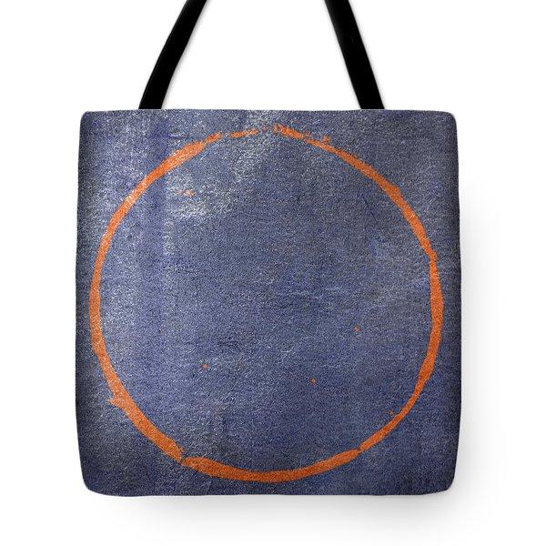 Tote Bag featuring the digital art Enso 2017-25 by Julie Niemela