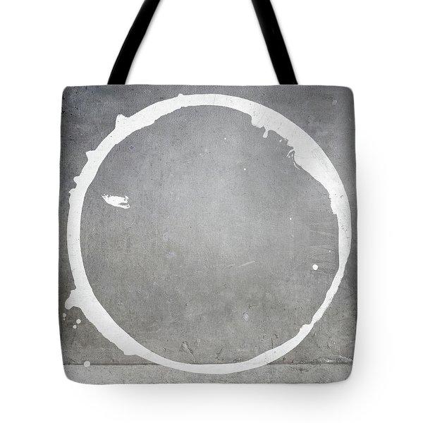 Tote Bag featuring the digital art Enso 2017-28 by Julie Niemela