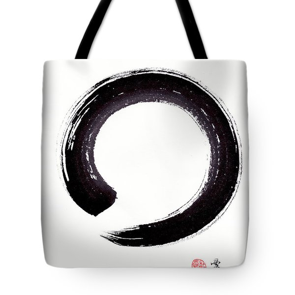 Enso - Embracing Imperfection Tote Bag