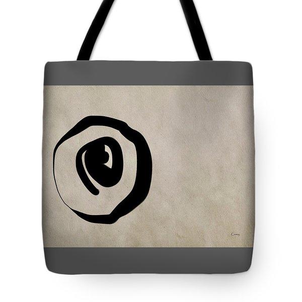 Enso Circle Tote Bag
