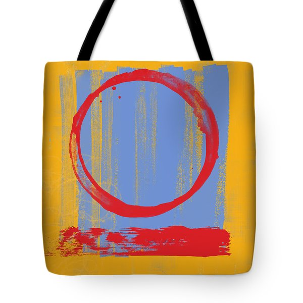 Enso Tote Bag by Julie Niemela