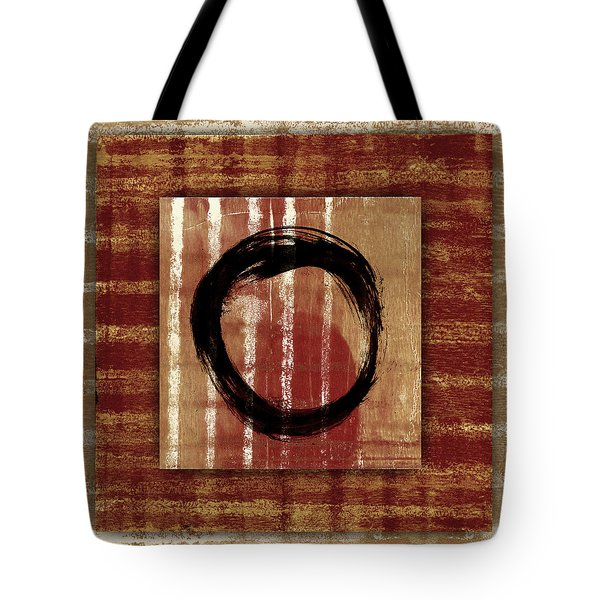Enso Layers Tote Bag