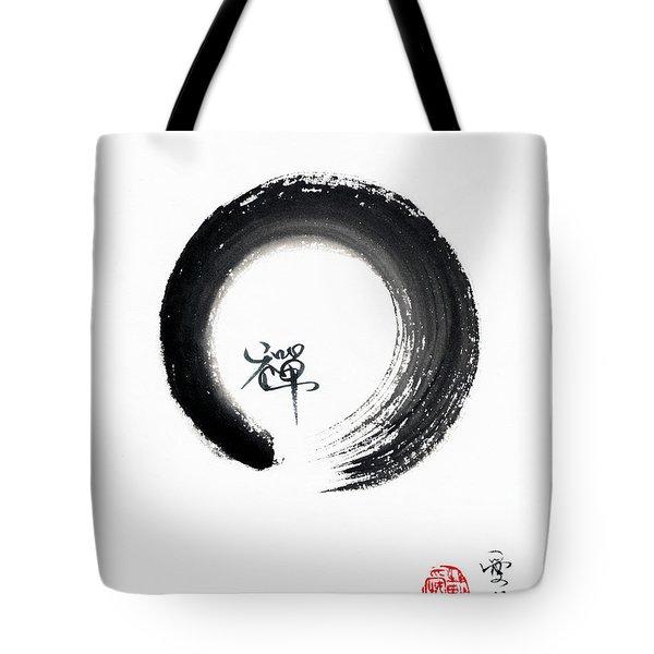 Enso Zen Tote Bag