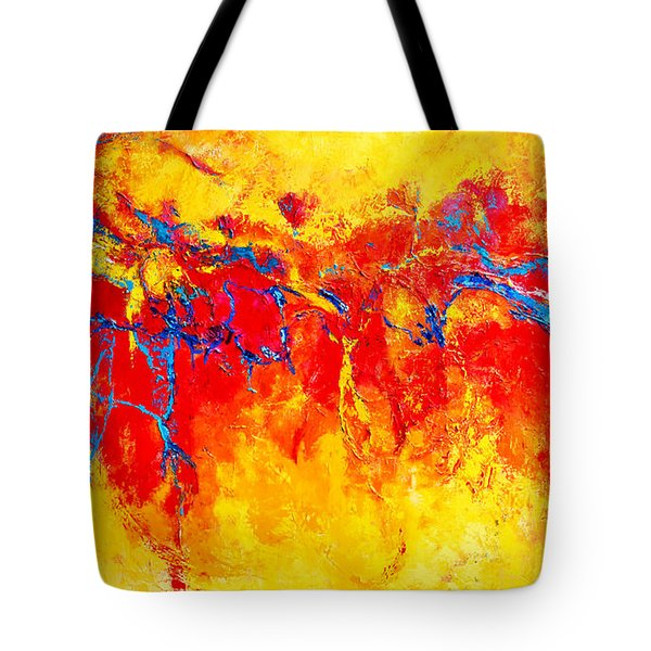 Entangled No. 2 A Reflection Of Life Tote Bag
