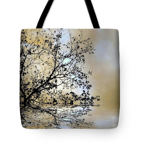 Entangled Tote Bag by Elfriede Fulda