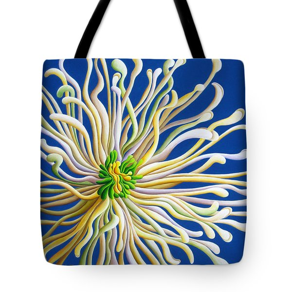 Entendulating Serene Blossom Tote Bag