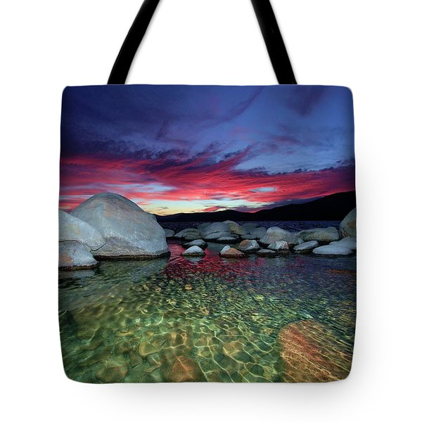Enter A Tahoe Dream Tote Bag