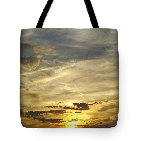 Enter The Evening Tote Bag
