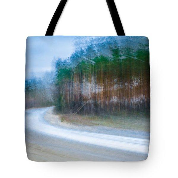 Enter The Slumberland Forest Tote Bag