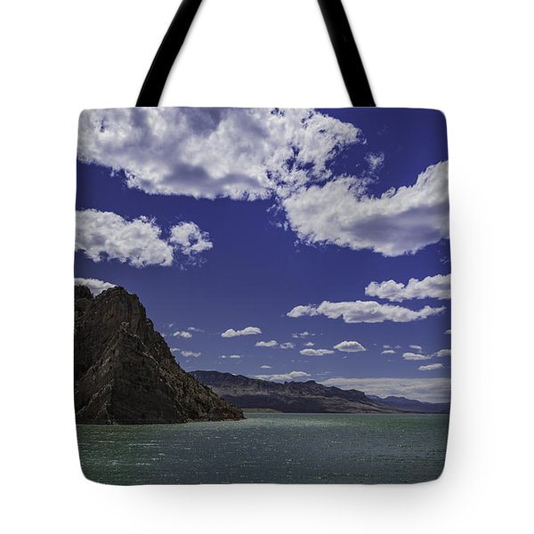 Entering Yellowstone National Park Tote Bag by Jason Moynihan