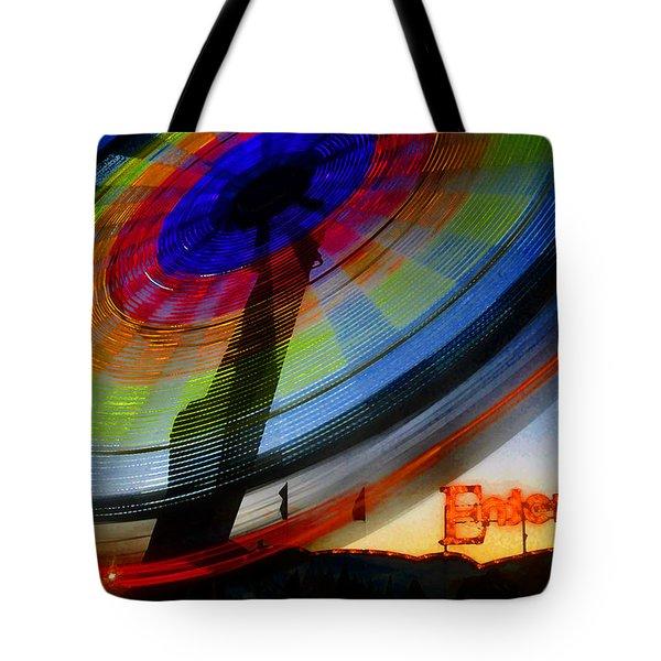 Enterprise Tote Bag by David Lee Thompson