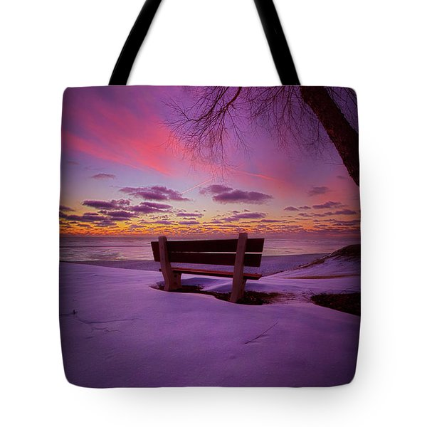 Tote Bag featuring the photograph Enters The Unguarded Heart by Phil Koch