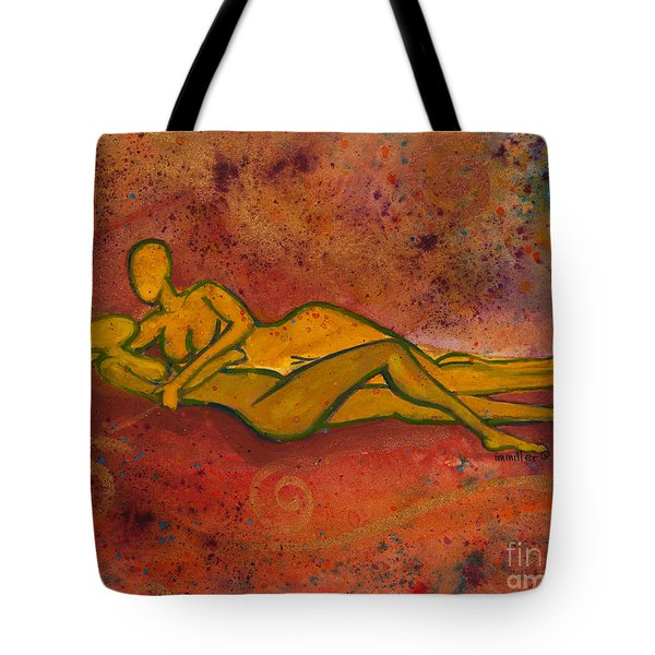 Enthralled Divine Love Series No. 1004 Tote Bag