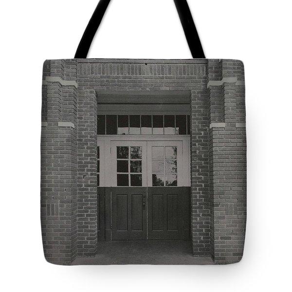 Entrance 55 Tote Bag
