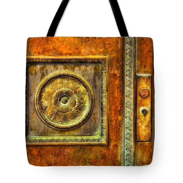 Entrance Tote Bag by Susan Candelario