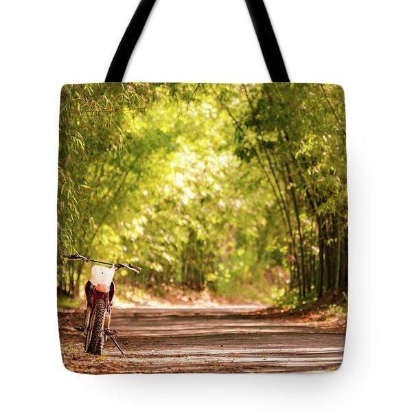 Jamaican Estate Tote Bag