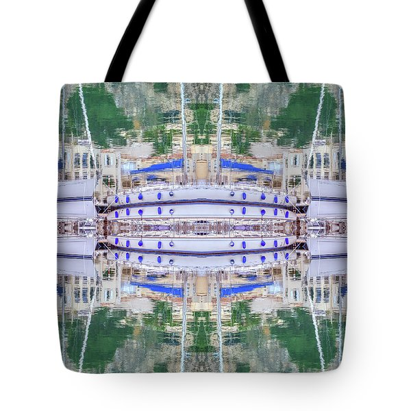 Entranced Tote Bag by Keith Armstrong