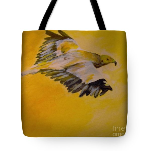 Tote Bag featuring the painting Entrepreneur by Saundra Johnson