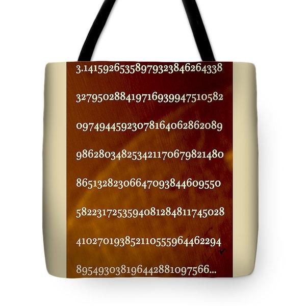 Entropic Pi 2018 Tote Bag