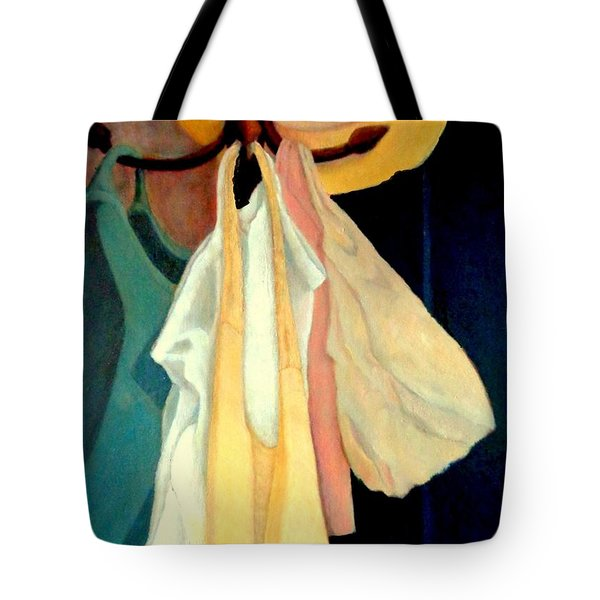 Entry Tote Bag