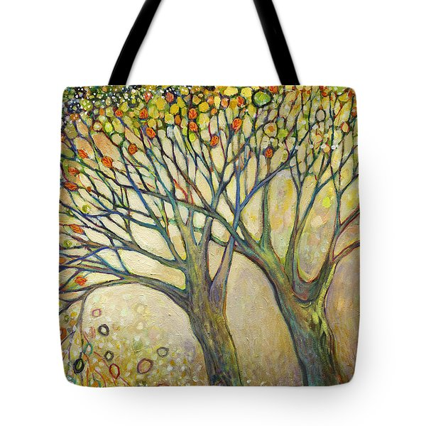Entwined No 2 Tote Bag