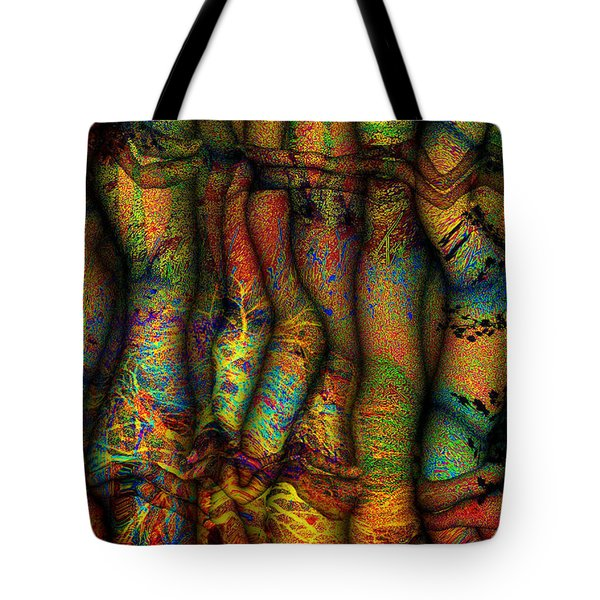 Entwinement Tote Bag