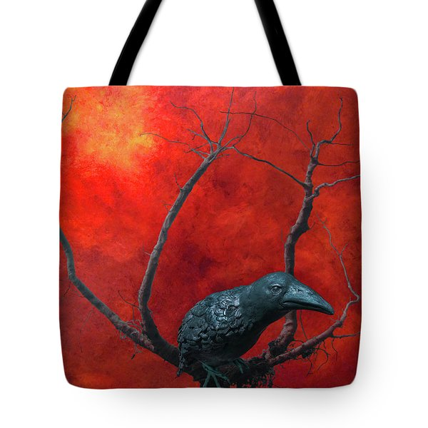 Environment 2050 Tote Bag by Jeff Burgess