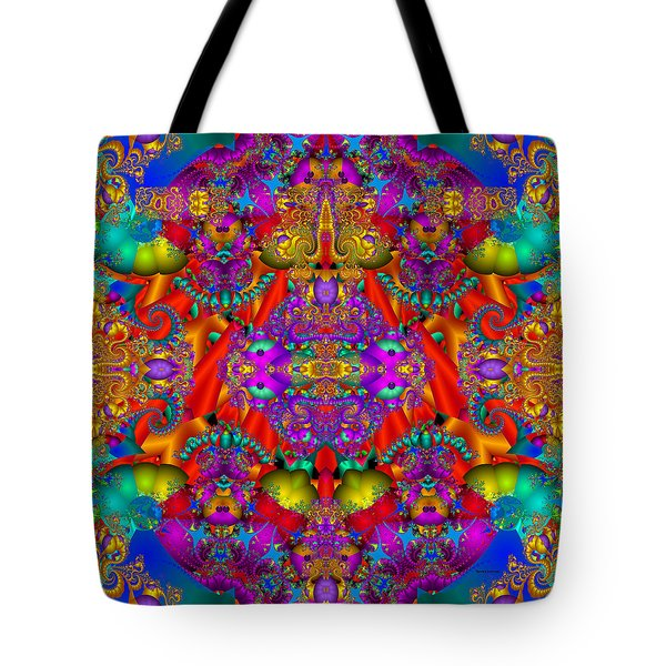 Tote Bag featuring the digital art Environmental Protection-  by Robert Orinski