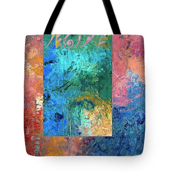 Envision Tote Bag