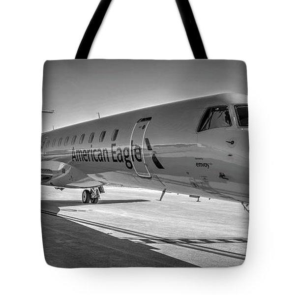 Envoy Embraer Regional Jet Tote Bag