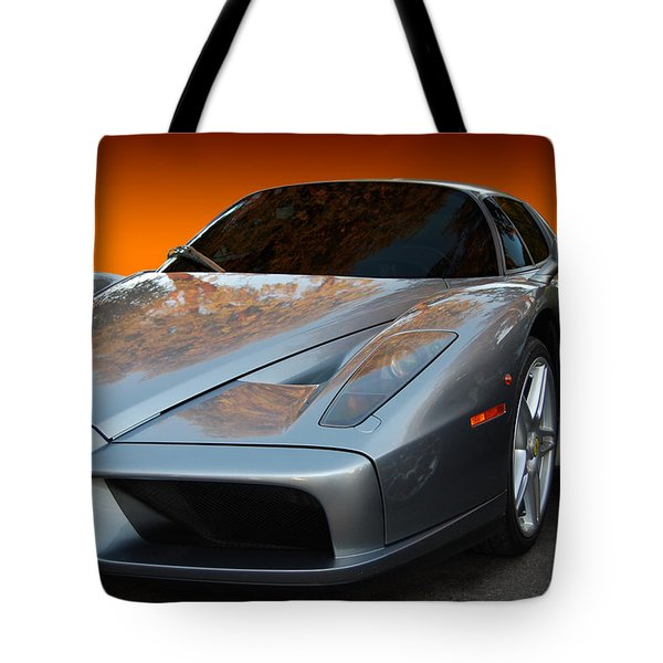 Enzo Tote Bag by Bill Dutting