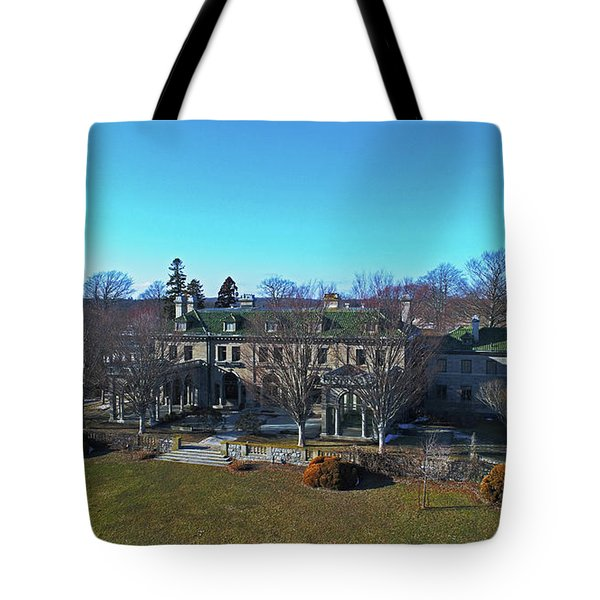 Eolia Mansion Tote Bag