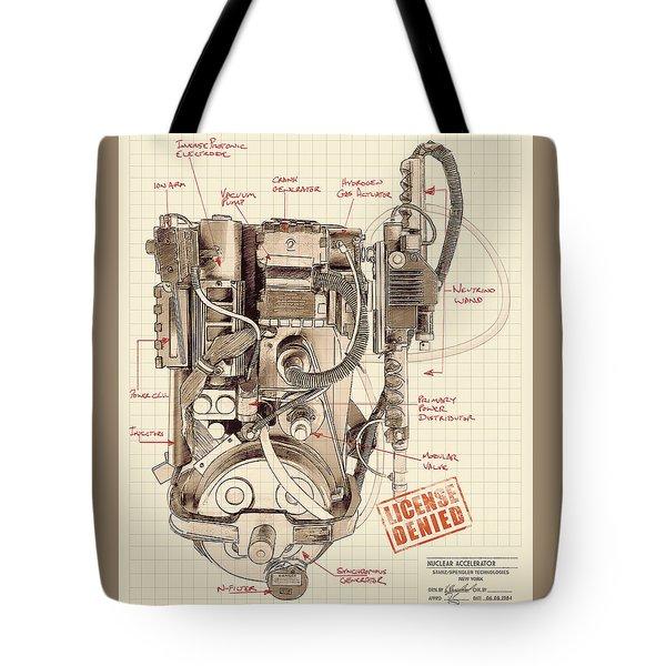 Epa Application #012938rt34 Tote Bag