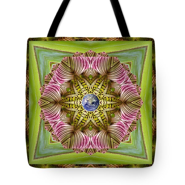 Tote Bag featuring the photograph Epicenter by Bell And Todd