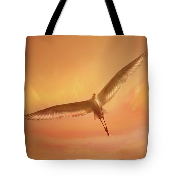 Tote Bag featuring the photograph Epiphany by Marion Cullen