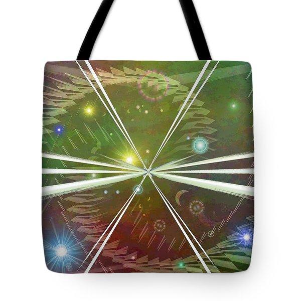 Epiphany Tote Bag by Tim Allen