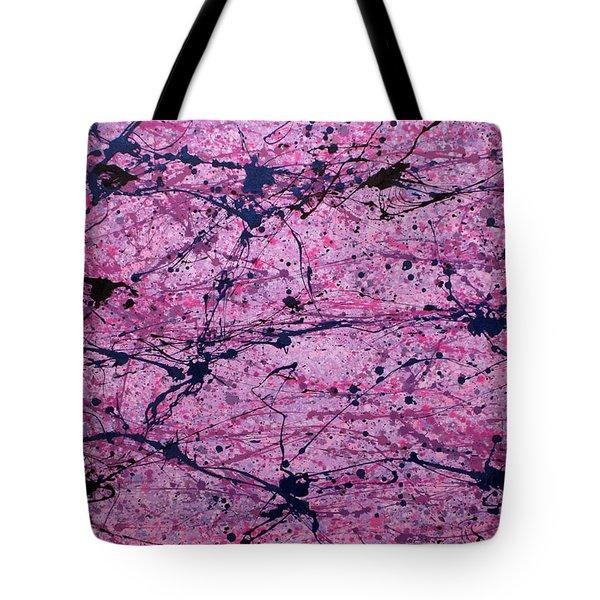 Epithelium Tote Bag by Ericka Herazo