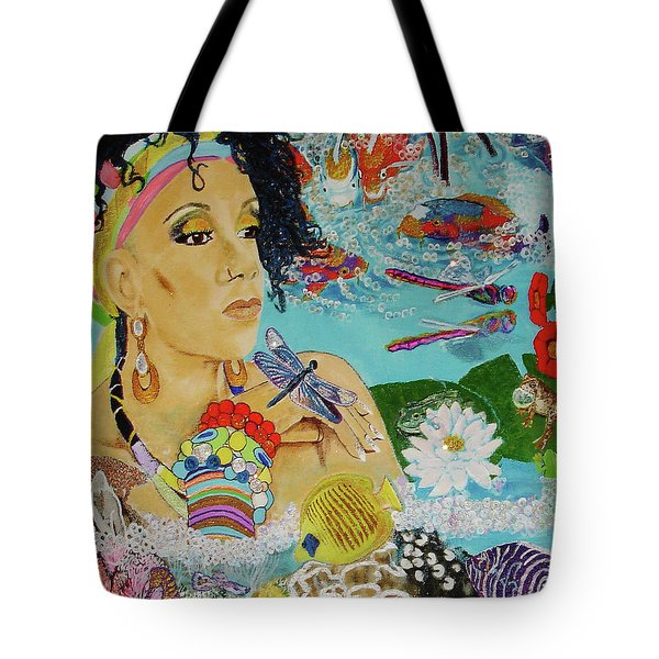 Epitome's Dream Q4 Tote Bag