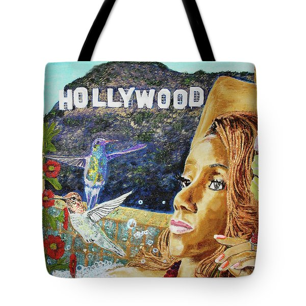 Epitome's Dream The Quadrant I Tote Bag