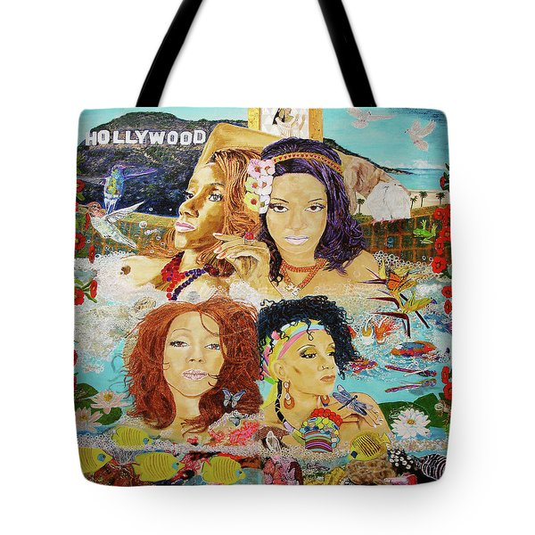 Epitome's Dream The Quadrant Tote Bag