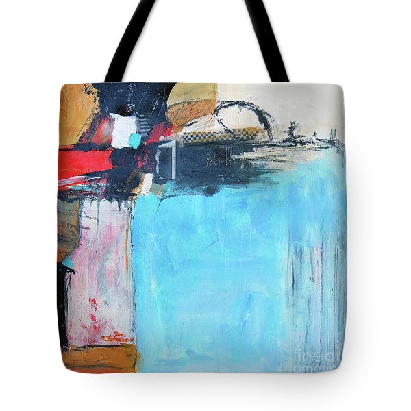 Equalibrium Tote Bag by Ron Stephens
