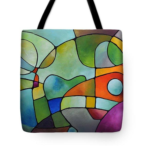Equanimity Tote Bag
