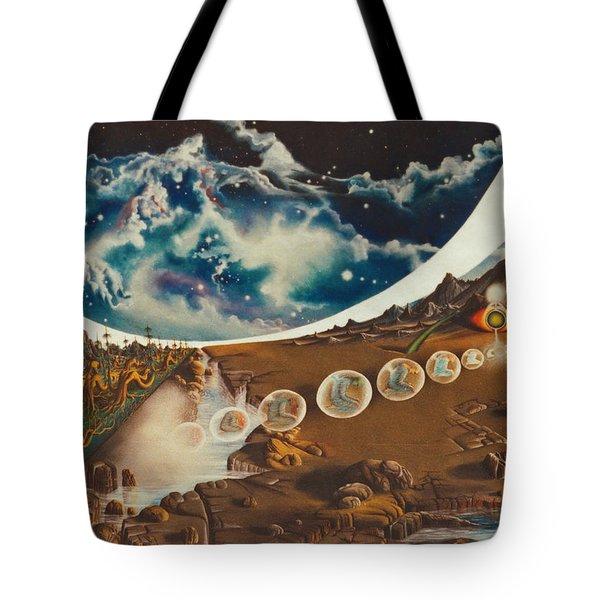 Equasia- II. Tote Bag