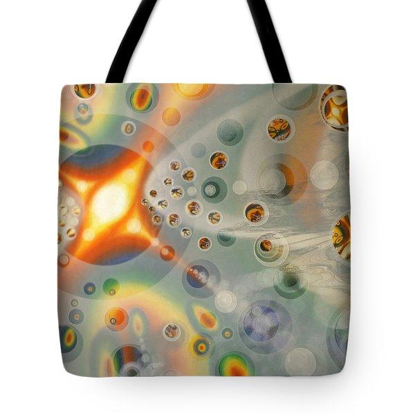 Equasia - Vanished Tote Bag